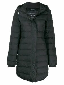 Ecoalf Uma padded coat - Black