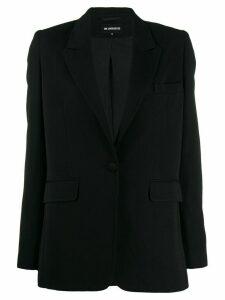 Ann Demeulemeester slim-fit blazer - Black