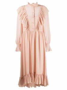 See By Chloé Neo-Victorian dress - Neutrals