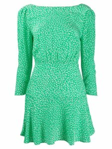 Rixo retro floral dress - Green