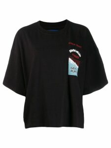 Simon Miller graphic print T-shirt - Black