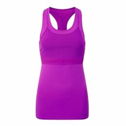 Tribe Sports Layered Racer Vest - Berry