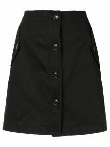 Givenchy A-line short skirt - Black