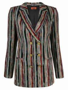 Missoni classic double-breasted blazer - Black