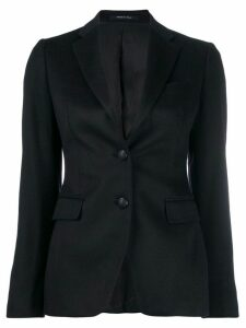 Tagliatore tailored classic blazer - Blue