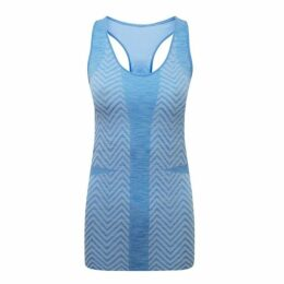 Tribe Sports Racer Vest - Powder Blue