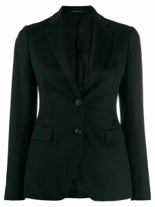Tagliatore tailored classic blazer - Black
