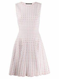 Antonino Valenti sleeveless flared dress - Pink