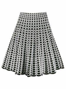 Antonino Valenti woven skirt - Black