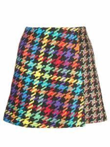 Alice+Olivia Darma crossover skirt - Black