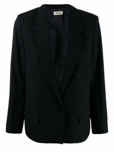 Zadig & Voltaire Vander Agrafes blazer - Black