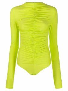 Fantabody Maria Drape body - Green