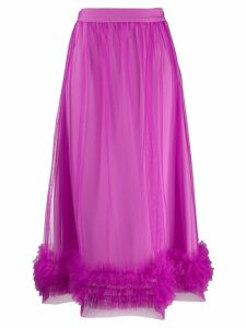 Molly Goddard tulle layer skirt - PINK