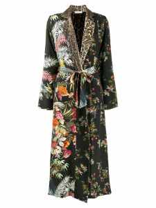 Anjuna Adelaide robe coat - Black