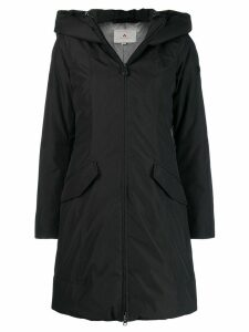 Peuterey hooded coat - Black