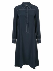 Co shirt dress - Blue