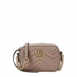 Gucci GG Marmont Mini Leather Cross-body Bag