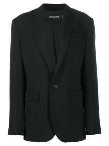 Dsquared2 oversized blazer - Black
