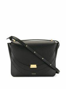 Wandler tiered crossbody bag - Black