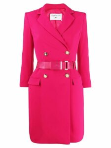 Elisabetta Franchi blazer dress - Pink