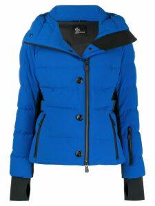Moncler Grenoble Giubbotto Guyane puffer jacket - Blue