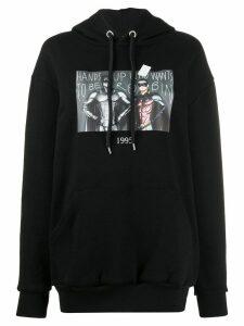 Throwback. 1995 Batman hoodie - Black