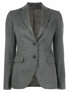 Tagliatore tailored classic blazer - Grey