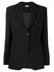 P.A.R.O.S.H. single-breasted blazer - Black