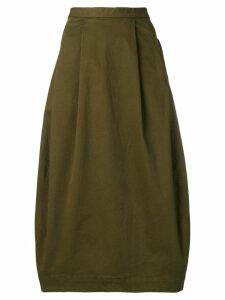 Henrik Vibskov Pickle skirt - Green