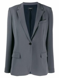 Theory single breasted blazer - Grey