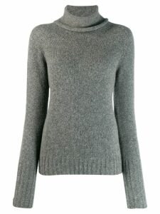 Nuur roll neck sweater - Grey