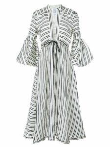Rosie Assoulin Lantern Sleeve dress - White
