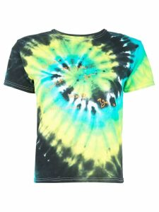 Collina Strada tie dye T-shirt - Blue