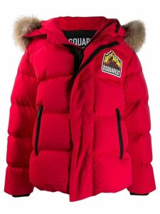 Dsquared2 Arctic Aten padded coat