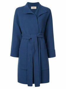 Ports 1961 tie waist coat - Blue