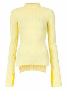 Gloria Coelho knit jumper - Yellow