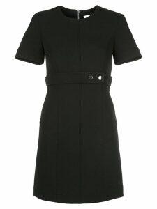 A.L.C. slim fit short dress - Black