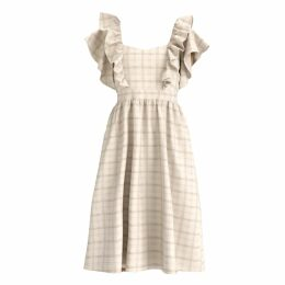 Monique Singh - Iconic Black Gabardine Draped Skirt