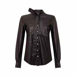 Monique Singh - Iconic Romantic Floral Print Jacquard Coat