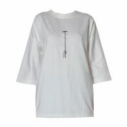 Nissa - Contrasting Lace Insert Dress