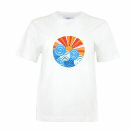 Nissa - Lace Dress With Fringe Detail