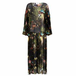 Klements - Dusk Dress Volcano Print