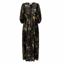 Klements - Olympia Dress Volcano Print