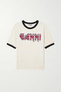 Faithfull The Brand - Farah Floral-print Crepon Midi Dress - Pastel yellow