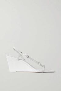 Max Mara - Austin Zebra Intarsia-knit Mini Dress - Tan