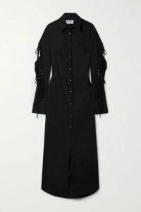 Dolce & Gabbana - Satin-trimmed Leopard-print Wool-blend Blazer - Leopard print
