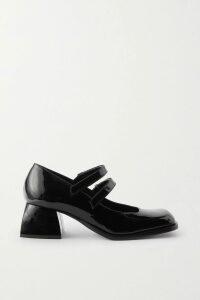Rhode - Harper Off-the-shoulder Smocked Cotton-gauze Maxi Dress - Navy