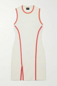 Dolce & Gabbana - Floral-print Silk-organza Midi Skirt - Black