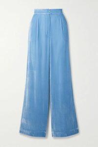 Gabriela Hearst - Philippe Cashmere And Silk-blend Bouclé Sweater - Ecru