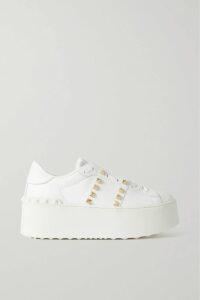 Alexandre Vauthier - Satin-trimmed Grain De Poudre Wool Mini Dress - Black